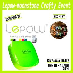 Lepow-moonstone Crafty Event! Perfect for On The Go Power! ~ Ends 10/09 | Deliciously Savvy