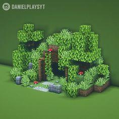 Minecraft Cottage, Cute Minecraft Houses, Minecraft Mansion, Minecraft Banners, Minecraft Plans, Minecraft Room, Amazing Minecraft, Minecraft Decorations, Minecraft House Designs