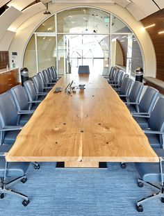 Commission Only Extra Large Conference Tables From Stump Standards - Extra large conference table