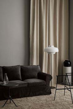 Ikea Karlstad Sofa, Ikea Sofas, Furniture Logo, Ikea Furniture, Furniture Stores, Luxury Furniture, Antique Furniture, Ikea Sofa Covers, Interior Rugs