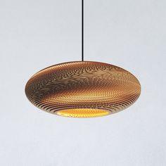 Mild40 lamp by Wishnya Design Studio