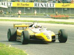 manfred winkelhock, team ats, ats d5, gp da itália, monza, 1982.