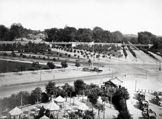 Praterstern - 1880 Hungary, Austria, Dolores Park, Europe, History, Travel, Outdoor, Culture, Vintage