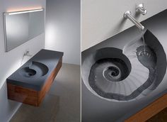 Not sure if this would pass the plumbing test in my house.  But I love it