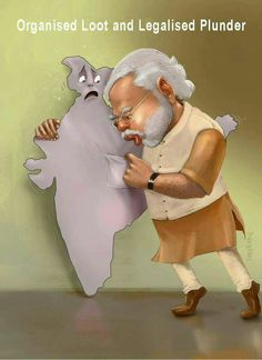 Corruption In India, Funny Jokes In Hindi, Caricature, Love Story, Me Quotes, Amit Shah, Disney Characters, Fictional Characters, Politics