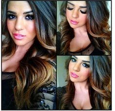 Pretty hair...gorgeous color