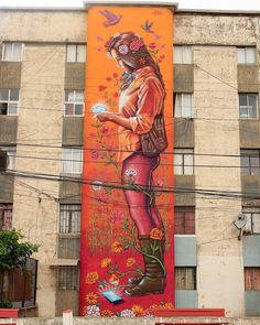 @street.art.club Reposted from @street_art_santiago