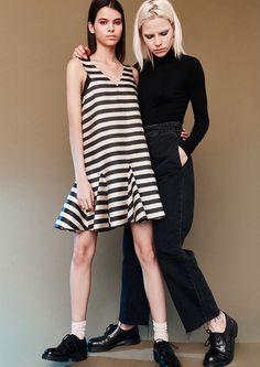 Linear Magazine features the #SS16 Powerplay Dress #THREEFLOOR
