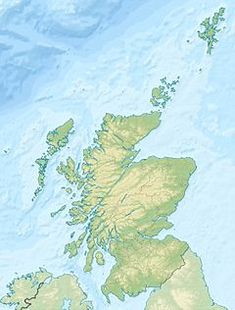 Glen Shee is located in Scotland