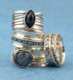 Ruth Doron Designs Rings!