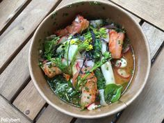 Take Out, Ceviche, Pop Up, Austria, Asparagus, Amazing, Ethnic Recipes, Food, Studs