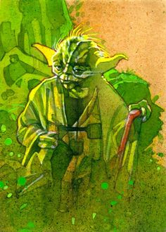 Fantastic Star Wars Art from Mark McHaley