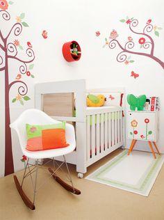 Portal Decoração - Jardim Divertido - quarto infantil - cute kids room