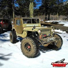 Project Willys MB LSX 2013 (Chile) - Page 15 - : and Off-Road Forum. What a sick looking willys! Nice job on the build Jeep Willys, Cj Jeep, Jeep Truck, Jeep Mods, Hummer, Badass Jeep, Military Jeep, Offroader, Bug Out Vehicle