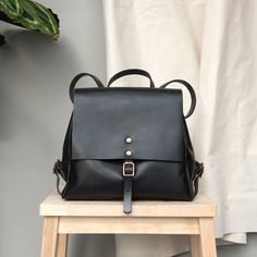 Alfie Douglas Alfie Two - Small Backpack / Black 300$??