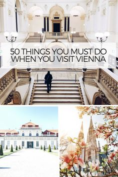 Vienna Ultimate Top 50 bucket list, explore 50 unique places and Top things to do in Vienna
