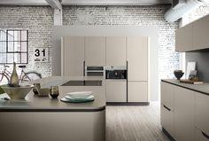 Modelo xp de logos #diseño#cocinas#muebles www.logoscoop.com