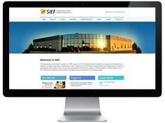 Introducing a brand new web design for the Saskatchewan Indian Equity Foundation - SIEF. Take a look and let us know what you think! News Web Design, Service Program, Design Development