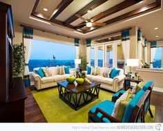 Tropical Living Room Decor How To Decorate A Modern 137 Best Rooms Images In 2019 15 Traditional Decorating Before And After House Design Designs