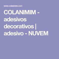 COLANIMIM - adesivos decorativos | adesivo - NUVEM