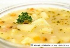 Hungarian Recipes, Hungarian Food, Gazpacho, Cheeseburger Chowder, Recipies, Fruit, Cooking, Soups, Places