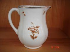 Arabia Cutlery, Finland, Dinnerware, Pots, Porcelain, Ceramics, Nature, Life, Vintage