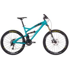 The Enduro Complete Bike package from Yeti is painstakingly groomed to provide the best mix of quality and value. http://www.zocko.com/z/JKW6k