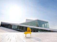 Opera huset Oslo