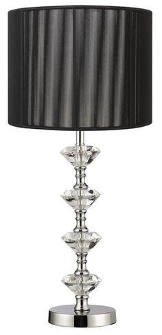 Stolní lampa SEARCHLIGHT SL 3221CC | Uni-Svitidla.cz Rustikální pokojová #lampička vhodná jako doplňkové osvětlení domácnosti či kanceláře #rustic, #old, #lamp, #table, #light, #lampa, #lampy, #lampičky, #stolní, #stolnílampy, #room, #bathroom, #livingroom