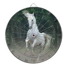Select from a variety of Horse dart boards or create your own! Our dartboards come with 6 darts. Dart Board, Cage, Horses, Holiday Decor, Metal, Decor Ideas, Diana, Horse, Metals