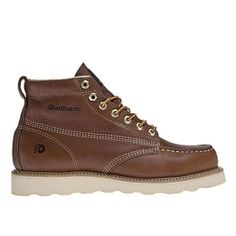 SALE - Mens Dunham 7767 Work Boots Tan Rubber - Was $114.99 - SAVE ...