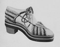 TheHistorialist: 1939 | FOOTWEAR & AUTARCHY | THE BEGINNING