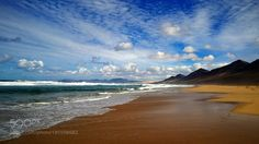 Cofete beach by elvirazoboli66