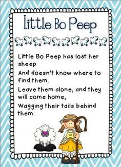 I chose this rhyme as it has a little bit of a rhythm to it. Nursery Rhymes Activity Pack for teaching reading in the Early Years. 50 pages of activities and Nursery Rhymes posters to use in your classroom. Nursery Rhyme Crafts, Nursery Rhymes Lyrics, Nursery Rhymes Preschool, Nursery Rhyme Theme, Nursery Rhymes For Toddlers, Children Rhymes, Music Nursery, Sheep Nursery, Kindergarten Songs