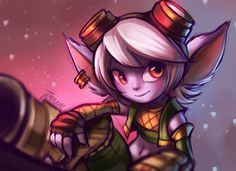 Tristana by TE4MOON