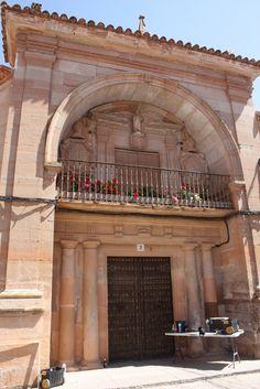 Publicamos la casa del Arco en Villanueva de los Infantes. #historia #turismo  http://www.rutasconhistoria.es/loc/casa-del-arco