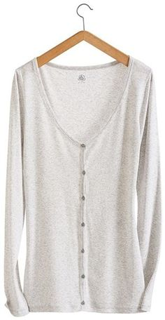 Womens light cotton cardigan