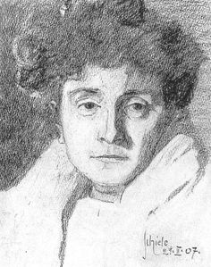 Marie Schiele | 1907
