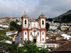 Ouro Preto, Brazil. Beautiful place - I hope to visit again!
