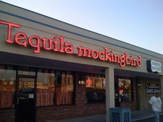 Margaritas with an Atticus Pinch of salt. | 27 Stores That Were Named By Absolute Geniuses