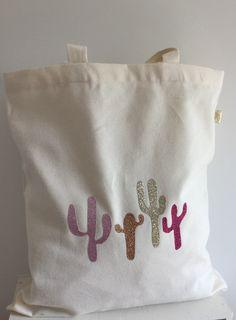Tote bag écru en coton bio : Autres sacs par nais