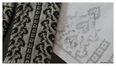 Megetar: Sydänpolku -kirjoneulesukat Socks, Tapestry, Crochet, Pai, Knit Patterns, Breien, Hanging Tapestry, Tapestries, Sock
