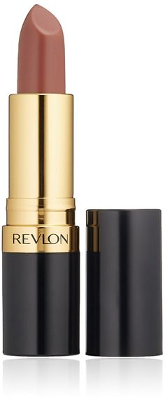 Revlon Super Lustrous Lipstick in Mink +   NYX Professional Makeup Lip Liner Pencil in Mauve