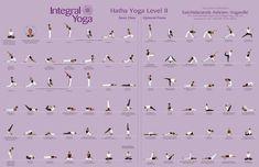 hatha yoga poses  level 1  yoga terapia