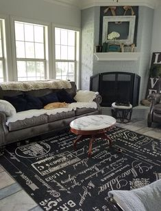 Document rug great for indoor too.