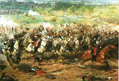 Bataille de Reichshoffen 1870.
