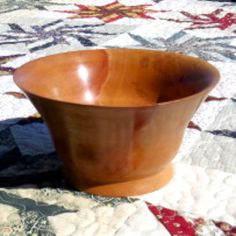Wild Cherry Bowl 47 by thequilthaus on Etsy