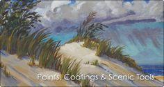Paints, Coatings & Scenic Tools - rosco.com