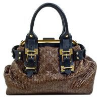 Louis Vuitton limited edition monogram biker bag