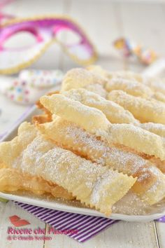 Italian Cake, Italian Desserts, Best Italian Recipes, Favorite Recipes, Beignets, Good Food, Yummy Food, Weight Watchers Desserts, Cake & Co